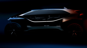 Offroad budúcnosti: Audi AI:TRAIL quattro príde do Frankfurtu