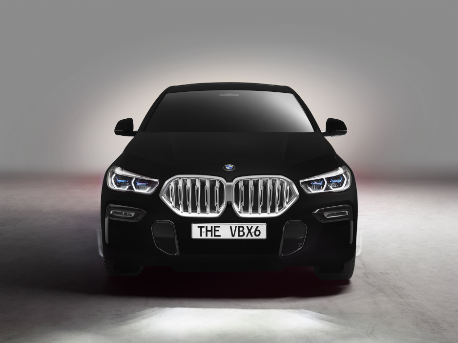 BMW X6 VB