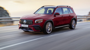 Mercedes predstavil výkonnú verziu menšieho SUV GLB s označením AMG 35 4Matic