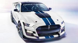 Ako sa volá Mustang s 1200 koňmi? Hennessey Venom