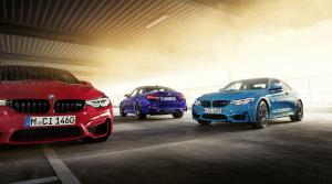 BMW vyrobí len 750 kusov M4 Edition M Heritage