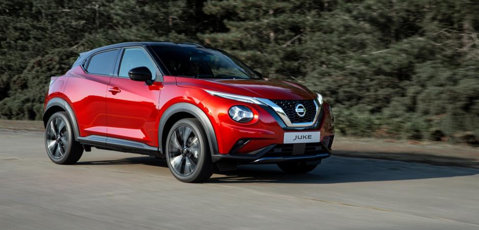 Nissan Juke ostáva extravagantným autom. Pozrite si jeho druhú generáciu