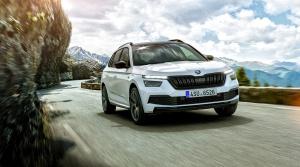 Po Scale prichádza aj Škoda Kamiq vo verzii Monte Carlo