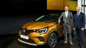 Nový Renault Captur príde aj ako plug in hybrid