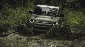 Pozrite si nový Land Rover Defender vo veľkej galérii