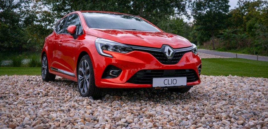 Renault Clio prvá jazda: Revolúcia interiéru, evolúcia motora