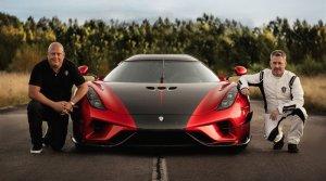 Koenigsegg má nový rekord: V disciplíne 0-400-0 porazil sám seba