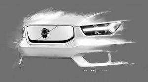 Volvo XC40 prichádza ako elektromobil