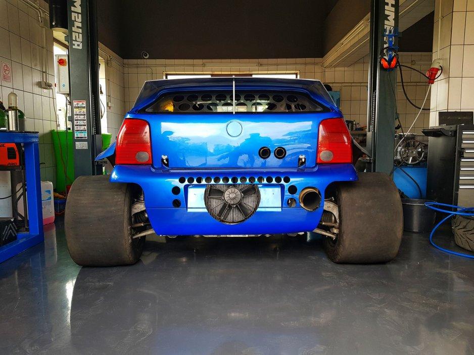 VW Lupo 1800 hp