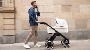 Bosch vyvinul elektrický pohon a asistenčný systém pre detské kočíky