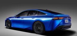 Vodíková Toyota Mirai prichádza v novej generácii. Poriadne opeknela