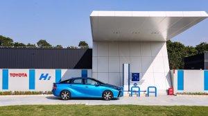 Vyspelé ázijské krajiny presadzujú vodíkové autá