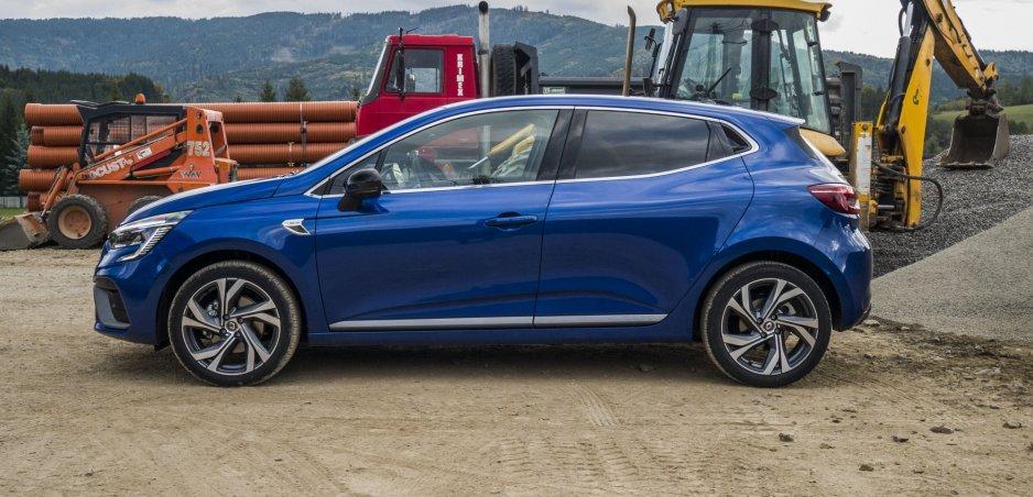 Test: Renault Clio dostal o triedu kvalitnejší interiér