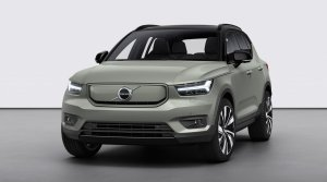 Elektrické Volvo XC40 Recharge odhalené. Batožinu skryje aj pod kapotu