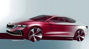 Škoda Octavia novej generácie sa ukazuje na prvých skiciach. Má byt emocionálnejšia