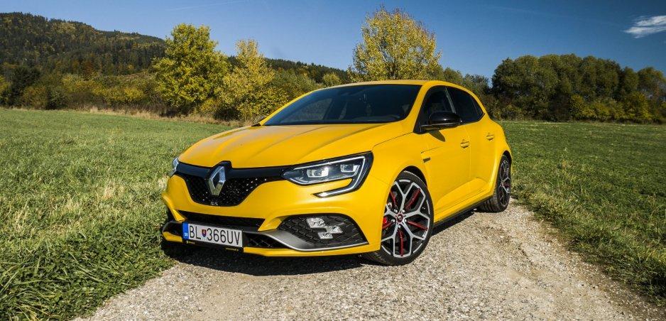 Test: Renault Mégane R.S. Trophy je špičkou medzi hot hatchmi. Vyskúšali sme manuálnu prevodovku