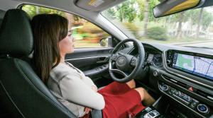 Hyundai vyvíja samoučiaci sa adaptívny tempomat. Prispôsobí sa správaniu vodiča