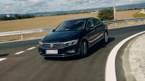 Test: V modernizovanom Volkswagene Passat 2,0 TDI sme preverili asistenčné systémy