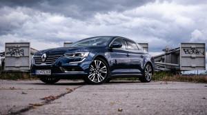Test Renault Talisman Initiale Paris: Manažérske kombi s nádychom limuzíny