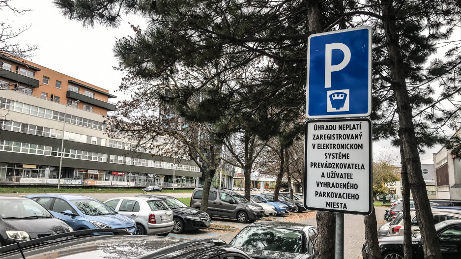 Parkovanie Petrzalka
