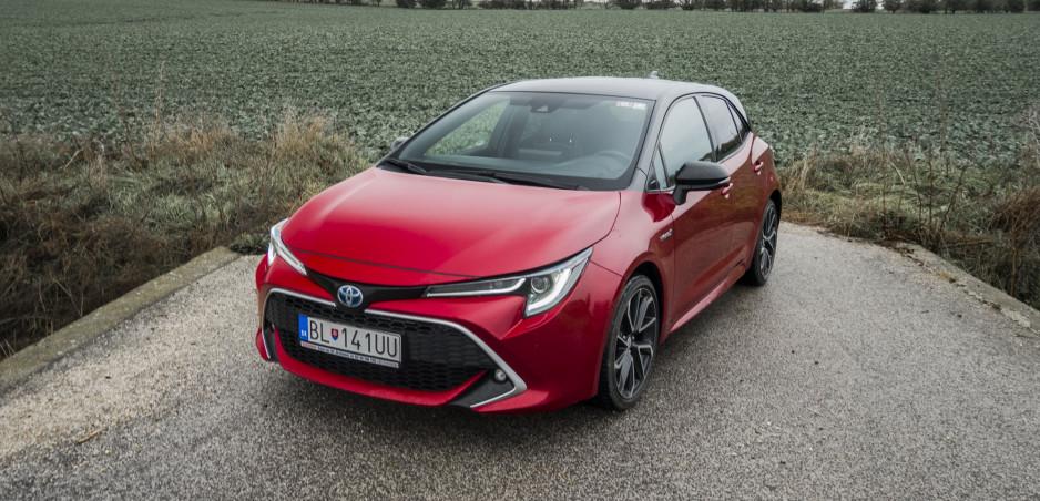 Test: Toyota Corolla hatchback je najmenšia, ale aj najlacnejšia Corolla