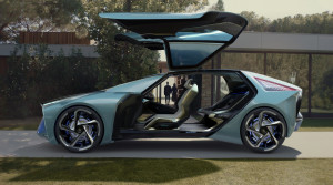 Lexus predstaví svoj prvý elektromobil. Predávať sa bude aj v Európe