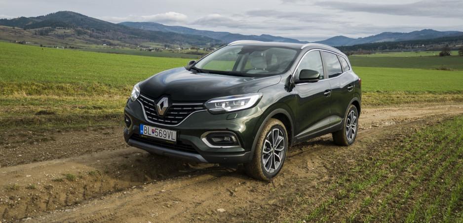 Test: Renault Kadjar dostal vydarený benzínový motor