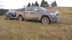 Test: Dodge Ram V8 5,7 HEMI obstál v teste na výbornú