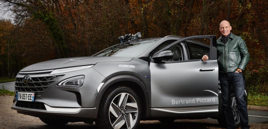 Hyundai Nexo stanovilo nový rekord v dojazde vodíkového auta