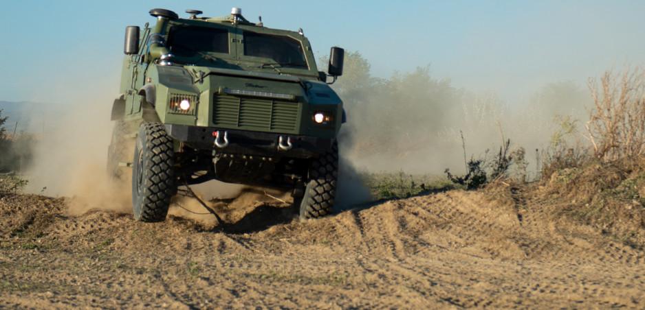 Video: Obrnený Gerlach zvládol výbuch ôsmich kilogramov TNT