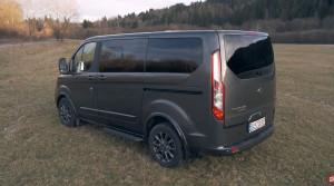 Test Ford Turneo Custom: Preferujete mildhybrid alebo klasiku?