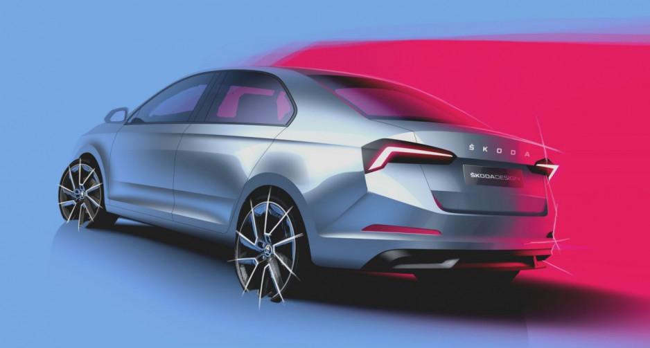 Škoda Rapid 2020