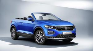 Volkswagen odštartoval výrobu kabrioletu T-Roc
