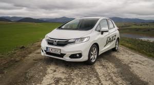 Test: Honda Jazz ponúka viac ako priestor a dobrú spotrebu