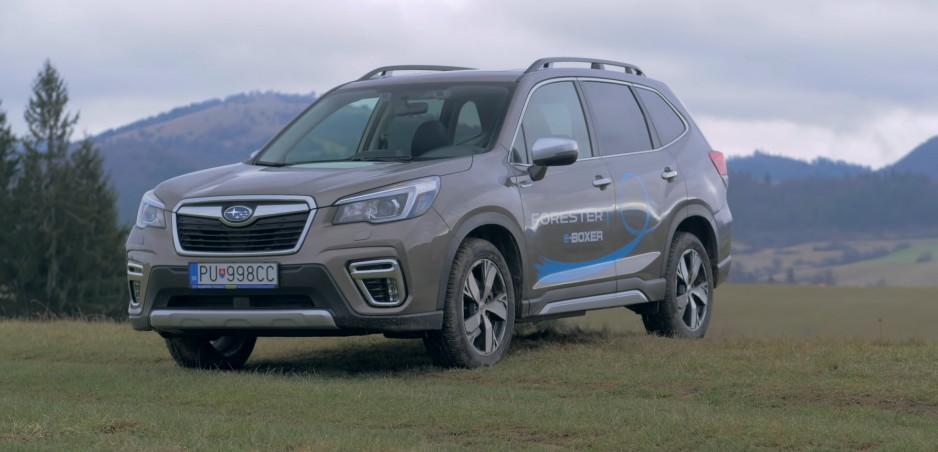 Test Subaru Forester: Z lesníka sa stalo moderné auto