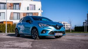 Test Renault Clio: Dve slová. Nafta, Navigácia