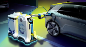 Volkswagen ukazuje vo videu budúcnosť nabíjania elektromobilov