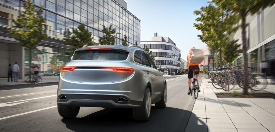 Bosch vďaka novému lidaru zreálňuje autonómnu jazdu