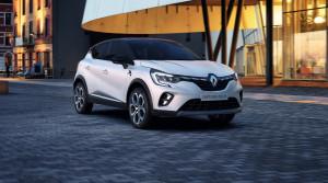 Renault ukázal hybridné Clio a plug-in hybridný Captur