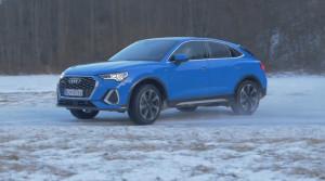 Test: Nové, malé a drahé Audi Q3 Sportback rešpektuje odkaz minulosti