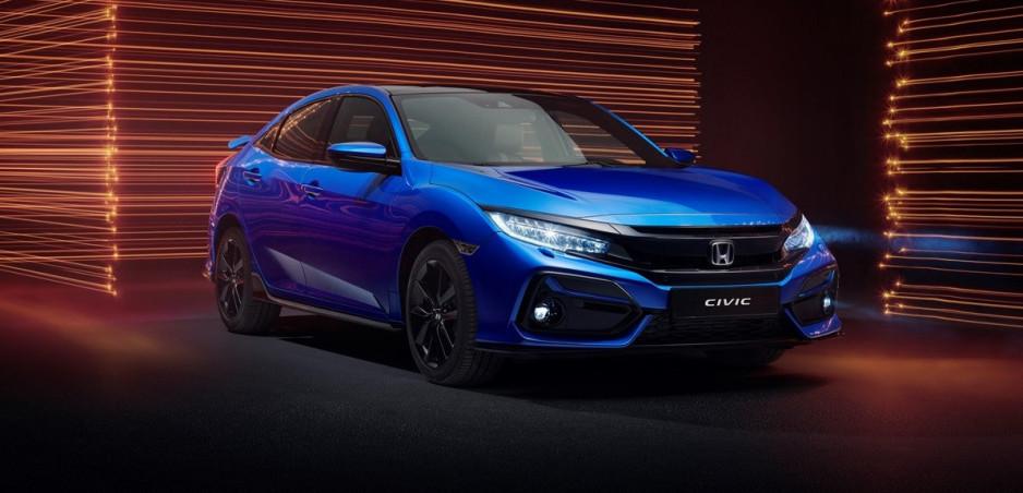 Honda Civic prichádza v novej verzii Sport Line. Poznáme slovenskú cenu