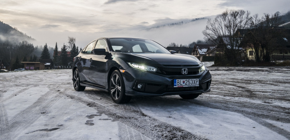 Test: Honda Civic sedan 1,5 VTEC sa dočkala niekoľkých vylepšení