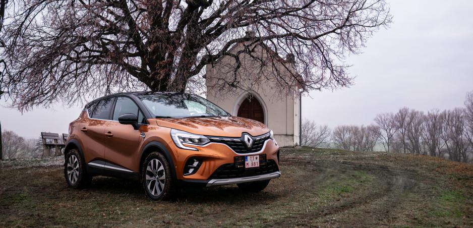 Prvá jazda Renault Captur: Revolúcia interiéru, skvelý podvozok