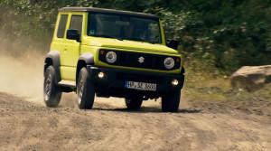 Suzuki Jimny zrejme v Európe rýchlo skončí. Problémom sú emisie
