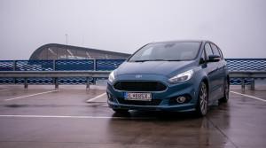 Test Ford S-Max: S motorom, ktorý ho predefinoval