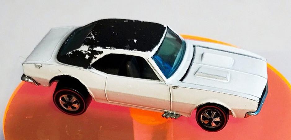 Hračkárske Camaro stojí štyrikrát viac ako jeho cestný súrodenec