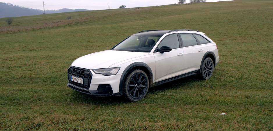 Test: Radšej zdvihnuté Audi A6 Allroad na vzduchovom podvozku ako SUV