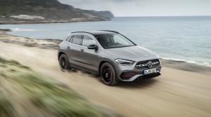 Mercedes prezradil slovenské ceny modelu GLA a odštartoval jeho predaj