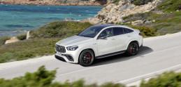 Mercedes GLE Coupé napol svaly a dostal označenie AMG 63