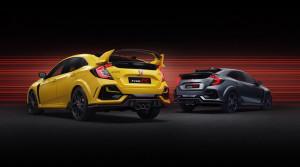 Honda rozširuje rad modlov Civic Type R o Sport Line a Limited Edition